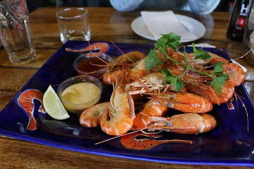 Prawn, Delicious, Seafood, Cuisine, Lunch