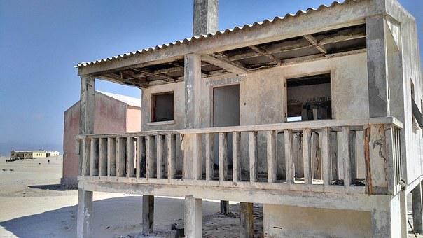 Sao Martinho Dos Tigres, Angola, Dos Tigres, Sand