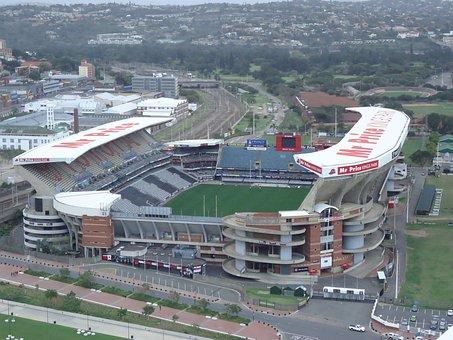 Rugby Stadium, Kingspark, Durban, Stadium, Venue