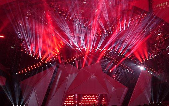 Lightshow, Laser Show, Entertainment, Light Effects
