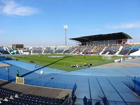 Zawisza Stadion, Bydgoszcz, Arena, Field, Sports, Venue
