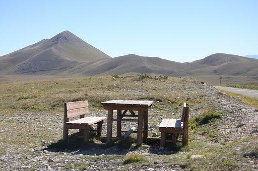 Gran Sasso, Mountains, Nature