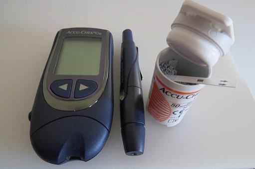 Diabetes, Blood, Diabetic, Sugar, Medical, Tests
