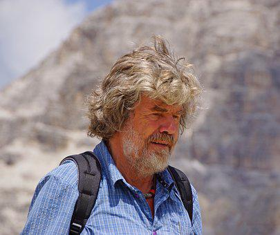 Reinhold Messner, Reinhold, Messner, Mountaineer