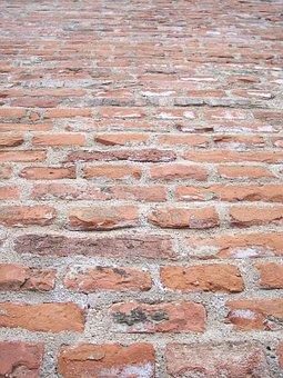 Wall, Sample, Brick, Bricks, Old Building, Brick Wall