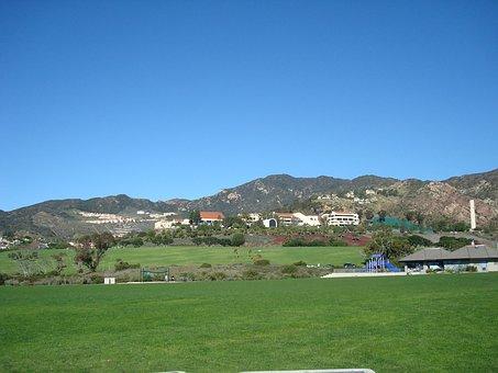 Park, Michael, Landon, Bluffs, Outdoors, California