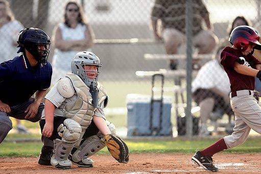 Baseball, Little League, Sport, Ball, Player, Game