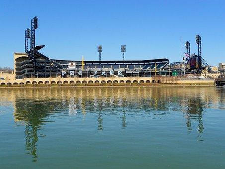Pnc Park, Pittsburgh, Pennsylvania, Baseball, Stadium