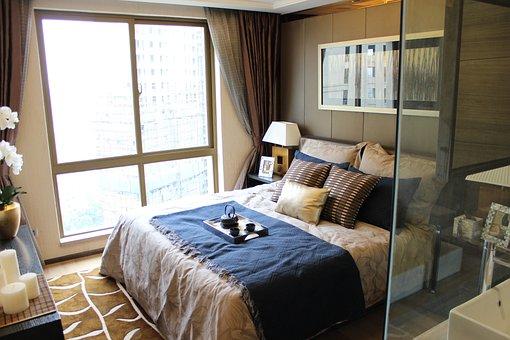 Sample Room, Decoration, Interior Design, Bedroom