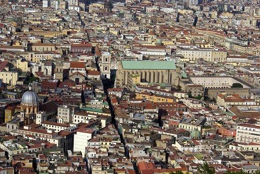 Spaccanapoli, Naples, Historical Centre, Lanes