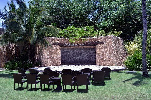 Outdoor Venues, Small Hall, Concert Hall, Stage