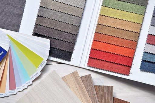 Interior Design, Web, The Fabric, Stencil, Colors