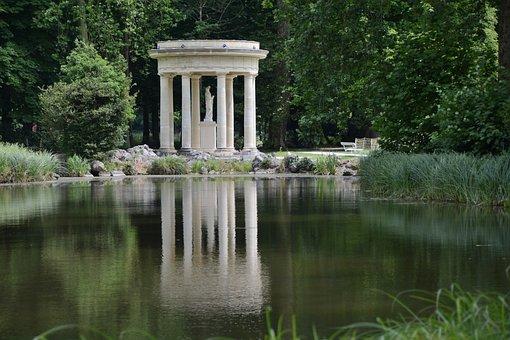 Chantilly, Temple Of Venus, Venus, Temple