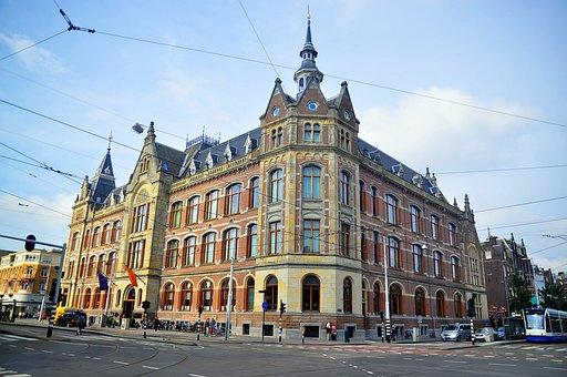 Holland, Amsterdam, Travel, Architecture, City, Dutch