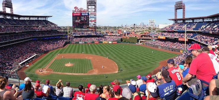 Citizens Bank Park, Philadelphia Phillies, Philadelphia