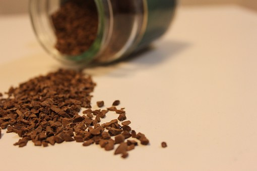 Coffee, Coffee Ground, Food, Beverage, Brown, Drink