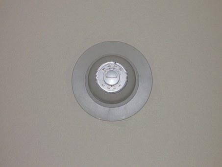 Wall Thermostat, Temperature Gauge, Control