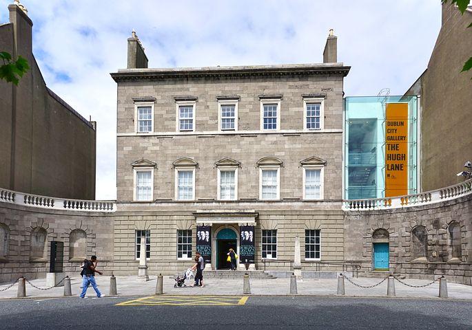 Building, Gallery, Ireland, Dublin, City, Museum