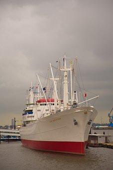 Hamburg, Museum Ship, Cap San Diego