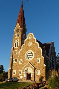 Windhoek, Church Of Christ, Landmark, Namibia