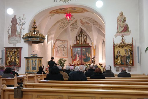 Worship, Parish Church St Franziskus, Protestant