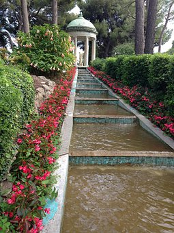 Villa Rothschild, Garden, Park, Nice, Côte D ' Azur