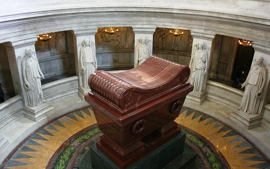 Tomb Of Napoleon, Napoleon, Invalides, Marble, Paris