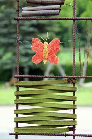 Art, Butterfly, Animal, Garden