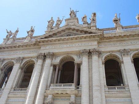 Rome, Cathedral, Basilica, Church
