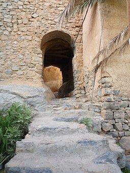 Old, Building Oman, Oman, Building, Arabian, Ancient
