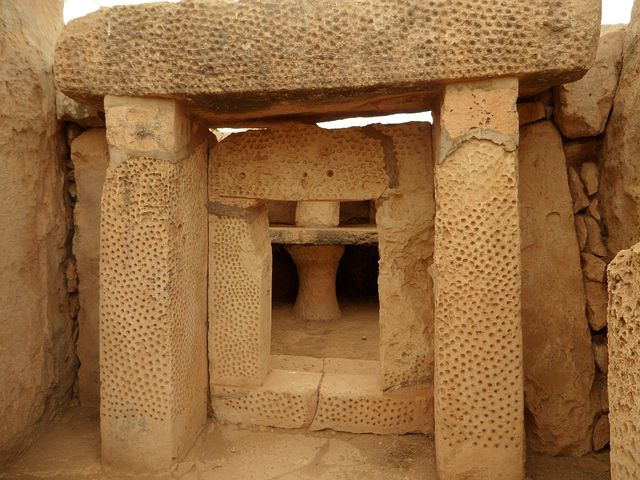 Excavation, Archaeology, High Culture, Culture, Temple
