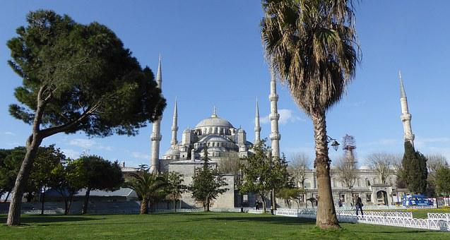 Istanbul, Places Of Interest, Sultan Ahmed Mosque