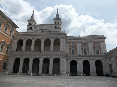 Archbasilica, St John, Vatican, Rome, Italy, Lateran