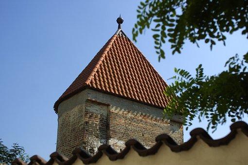 City Tower, Stinker Tower, Prison, Detention