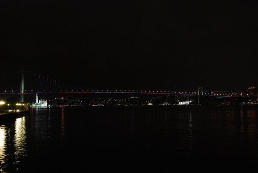 Fatih Sultan Mehmet Bridge, Bridge, Structures, Turkey