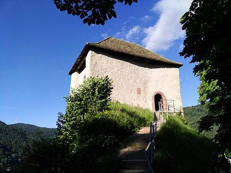 Hornberg, Castle, Minstrel Office