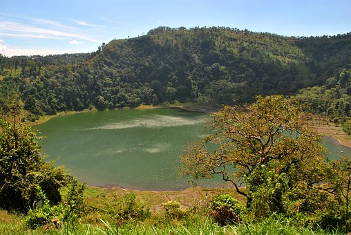 Danau, Ranu Bedali, Lumajang, East Java, Java