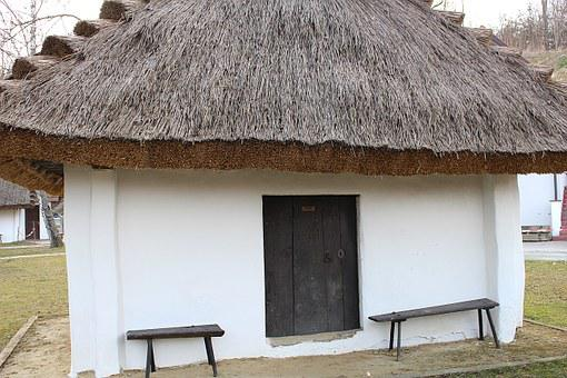 Thatched Roof, Straw Roof, Straw, Hut