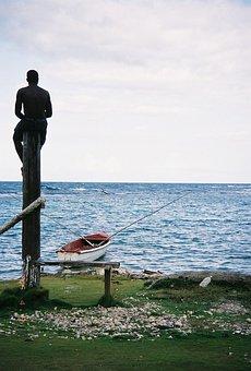 Fisherman, Fishers, Men, Christian, Jamaica, Mary