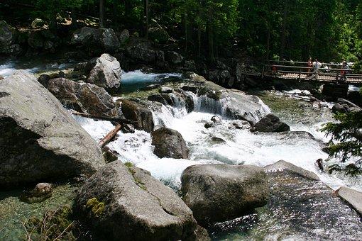 Vysoké Tatry, Tourism, Slovakia, Nature, Flume
