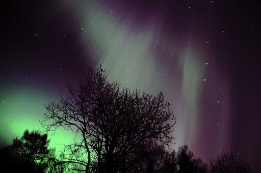 Northern Lights, Aurora Polaris, Norway