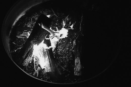 Fire, Pit, Flame, Hot, Campfire, Outdoors, Burning