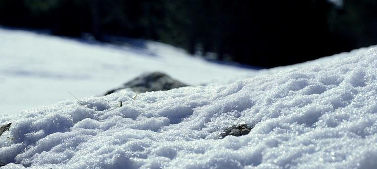 Snow, Ice, Nevada, Winter, Cold, White, Nature