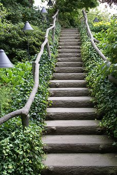 Stairway, Steps, Architecture, Stairs, Staircase, Stair