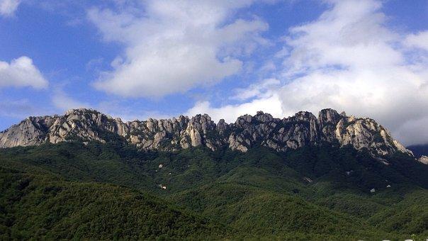 Ulsan Rock, Missy Col, Sokcho