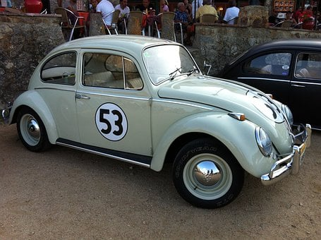 Beetle, Vw Beetle, Herbie, Tossa De Mar