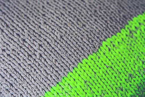 Wool, Yellow, Beige, Neon, Lime, Matching, Sweater