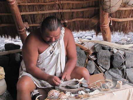 Native American, Hawaii, Nature, Craft, Antiquity