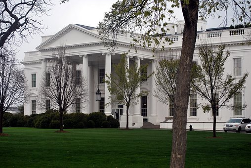 White, House, Washington, Dc, Government, President