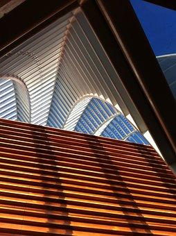 Kimmel Center, Shapes, Building, Philadelphia